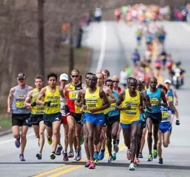 "Boston Globe Magazine: ""Restart: The Future of the Boston Marathon"""
